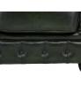 Kožený 3místný modul k pohovce Chesterfield pravý
