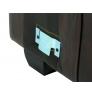 Kožený 2místný připojovací modul k pohovce Chesterfield