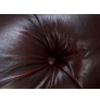 Luxusní pohovka z pravé kůže Chesterfield Cardiff