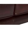 Luxusní sedačka kožená Chesterfield
