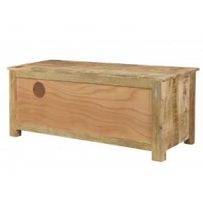 Tv stolek z mangového dřeva Puma