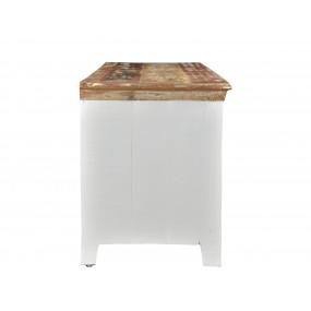 Tv stolek z recyklovaného dřeva Melbourne
