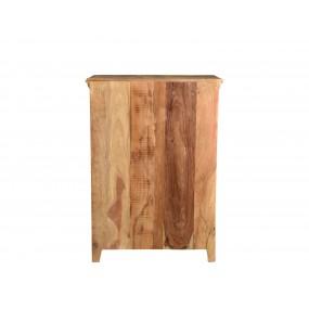 Vysoká komoda z mangového dřeva Melbourne