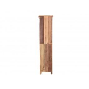 Obývací stěna z recyklovaného dřeva Melbourne