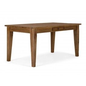 Jídelní stůl s šuplíky z masivního teaku Indika