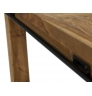 Jídelní stůl z masivního teaku OPAKA 180x90