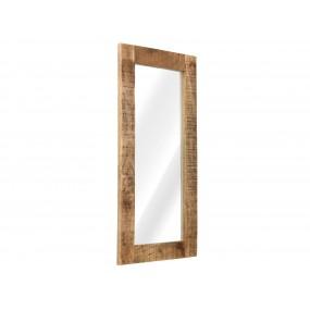 Zrcadlo z mangového rámů Kalkata