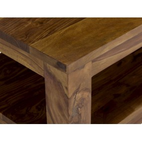 Konferenční stolek z masivního palisandru Squarus