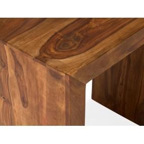Odkládací stolek z palisandru Square