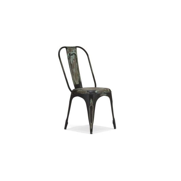 Set 2 kovových židlí Torix - SKLADEM