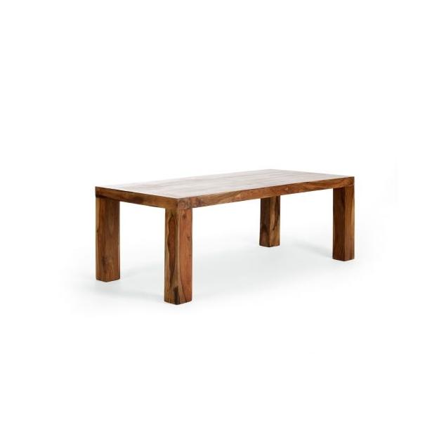 Jídelní stůl Castle z palisandru 150x100 - SKLADEM
