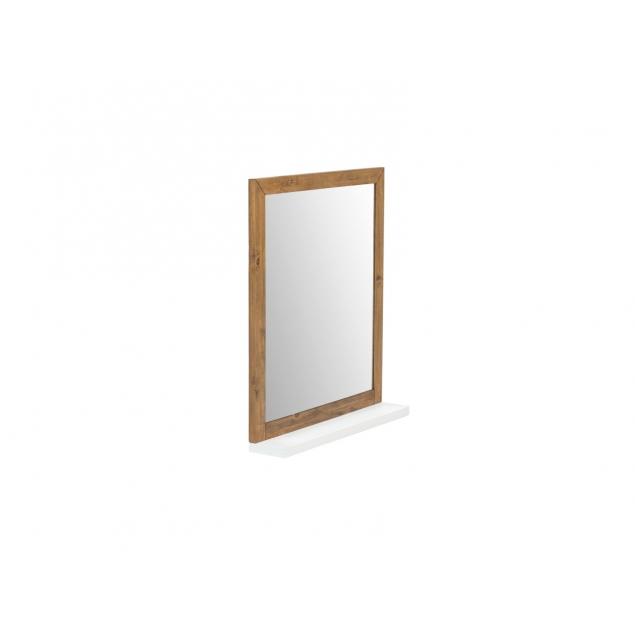 Koupelnové zrcadlo s policí Burnhem