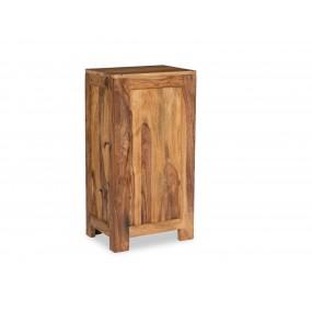Skříňka do koupelny z palisandru Preston