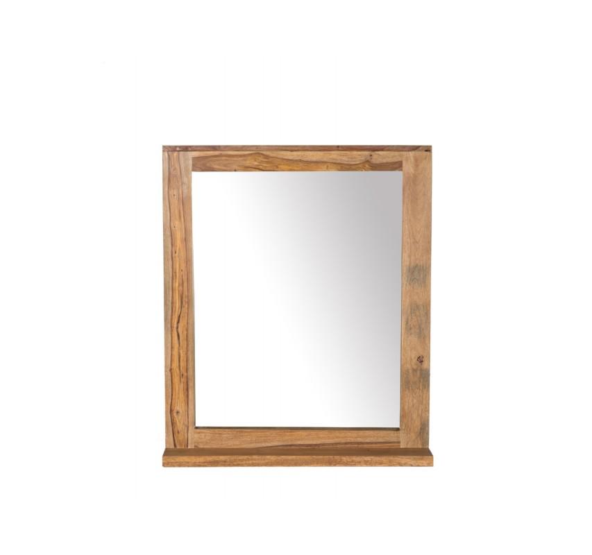 Koupelnové zrcadlo z palisandru Preston