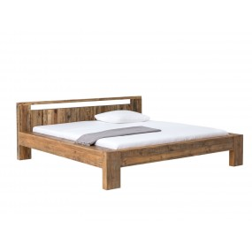 Masivní borovicová postel Canterburry 180x200