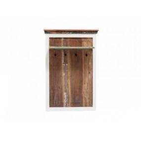 Předsíňový set z recyklovaného dřeva Melbourne 1