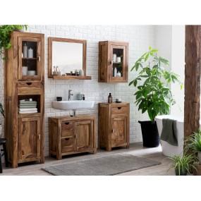 Koupelnový set z palisandru Kao