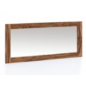 Široké koupelnové zrcadlo z palisandru Kao