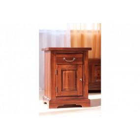 Noční stolek z akátu Siena