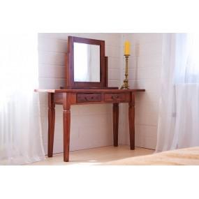 Konzolový stolek z akátu Siena - LIKVIDACE VZORKU