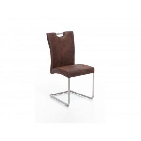 Židle z koženky Refton