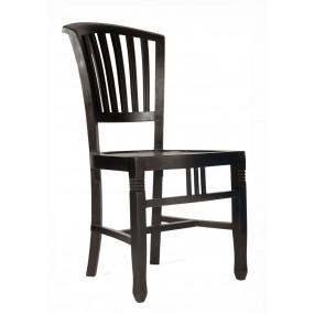 Dřevěná jídelní židle z masivu Samba