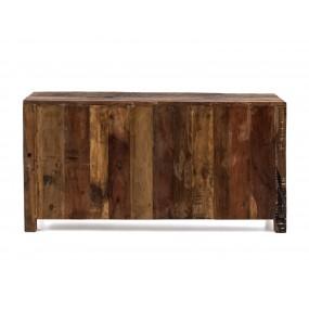 Komoda z masivního recyklovaného dřeva Thebeus