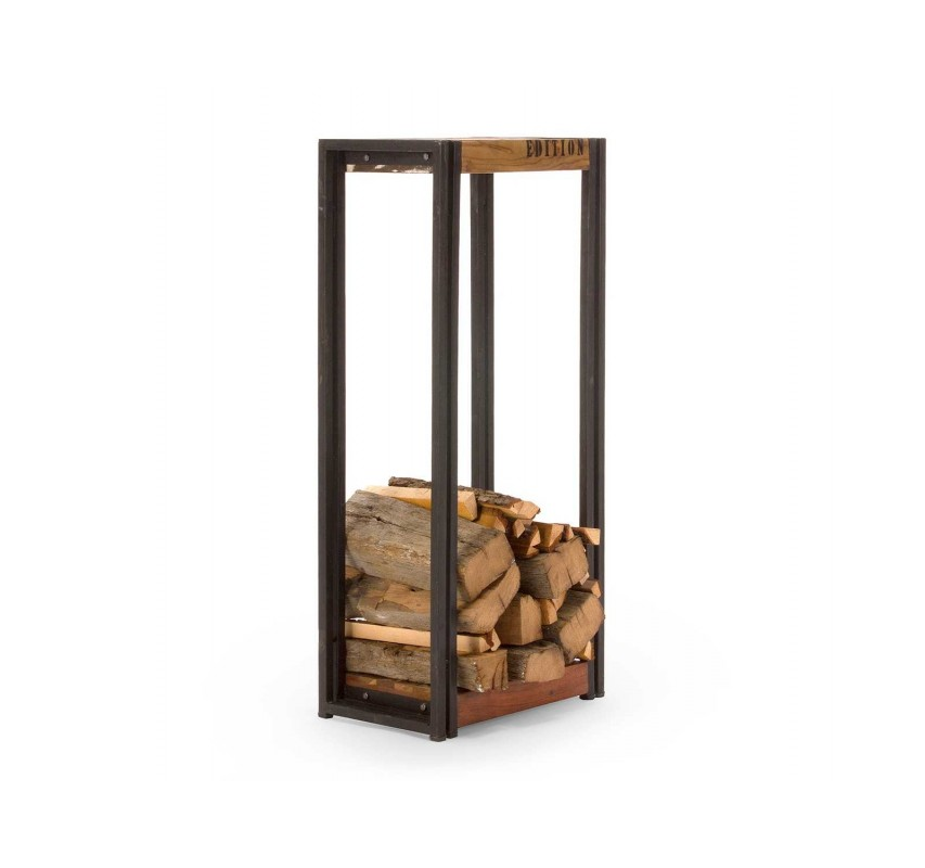 Dřevěný stojan na dříví Ontario