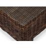 Konferenční stolek z ratanu Barclass 100x60