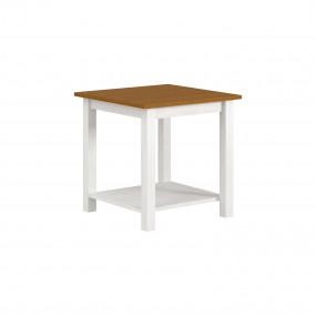 Odkládací stolek z borovice...