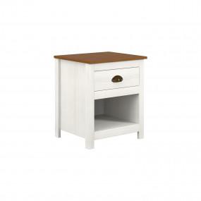 Noční stolek z borovice...