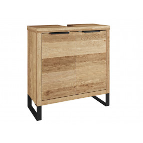 Masivní dřevená skříňka pod...