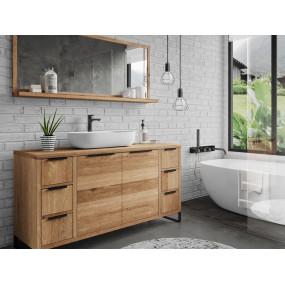 Masivní dřevěný nábytek do...