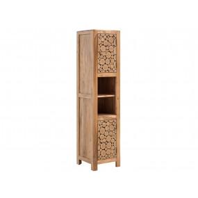 Masivní dřevěná skříňka...