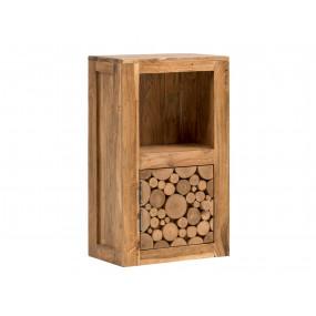 Masivní dřevěná nástěnna...