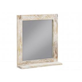 Masivní designové zrcadlo...
