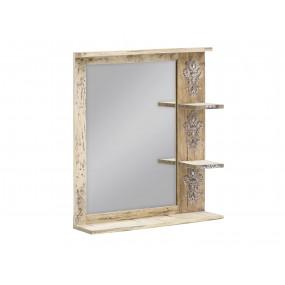 Masivní designový zrcadlo...