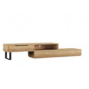 Masivní dřevěný designový...