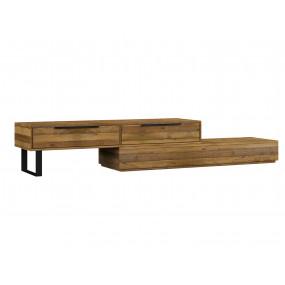 Masivní dřevěný TV Stolek...