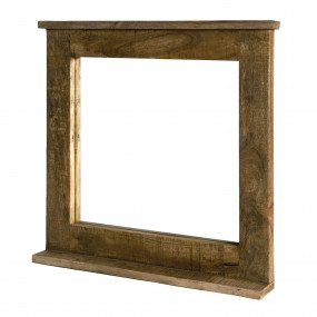 Zrcadlo z masivu Frigatta