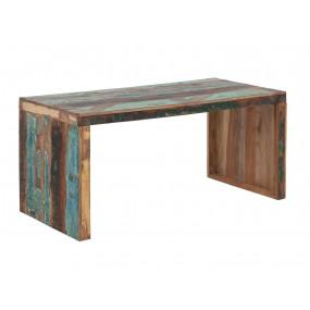 Psací stůl z recyklovaného...