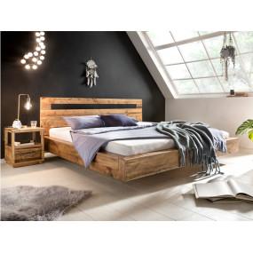 Masivní postel z...
