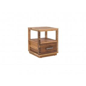 Noční stolek z recyklované...