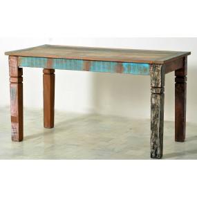 Barevný jídelní stůl 140x70 Openwater