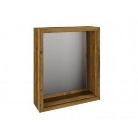 Masivní dřevěné koupelnové...