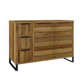 Masivní dřevěná skříňka pod...