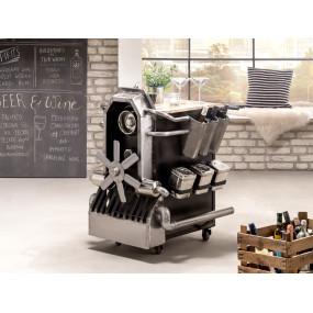 vozik-stul-motor-nabytek-industrial-drevo