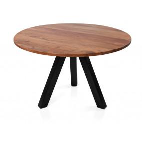 Masivní jídelní stůl z...