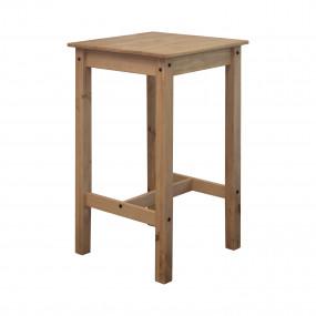 Masivní barový stůl 60x60...