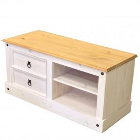 Masivní TV stolek 2 z...